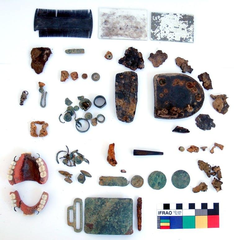 Un estudio científico de las fosas de la Guerra Civil: quiénes y cómo fueron