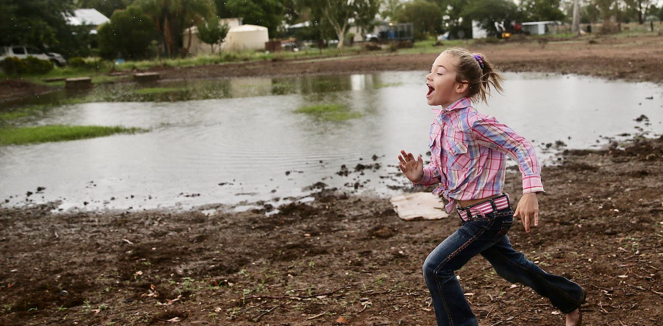 Yes, its been raining a lot – but that doesnt mean Australias drought has broken