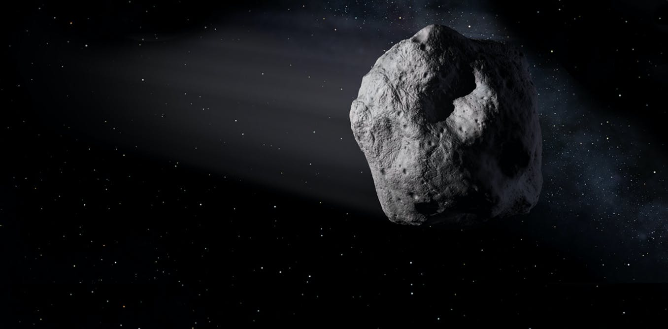 Asteroid 2018 VP₁ may be heading for Earth. But theres no need to worry