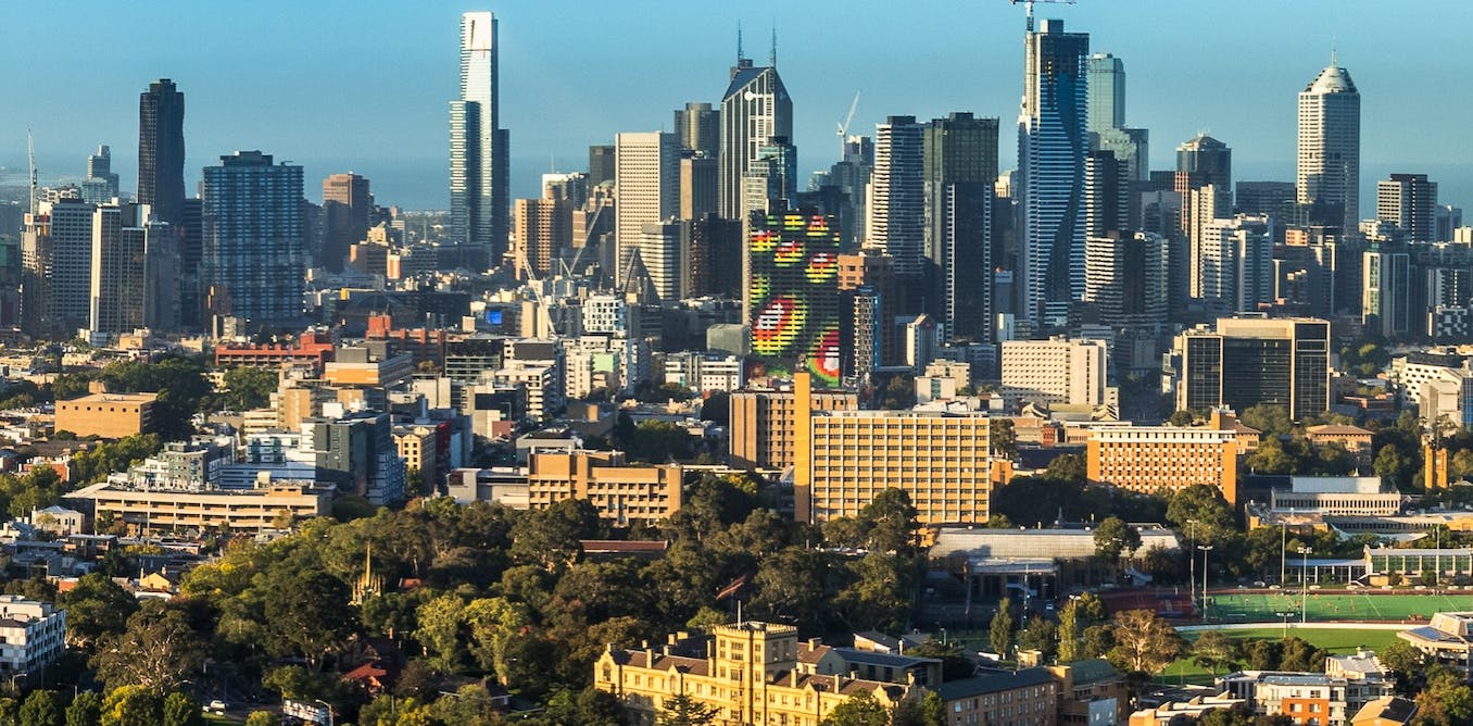 Innovation districts like Melbournes could help chart our course out of crisis
