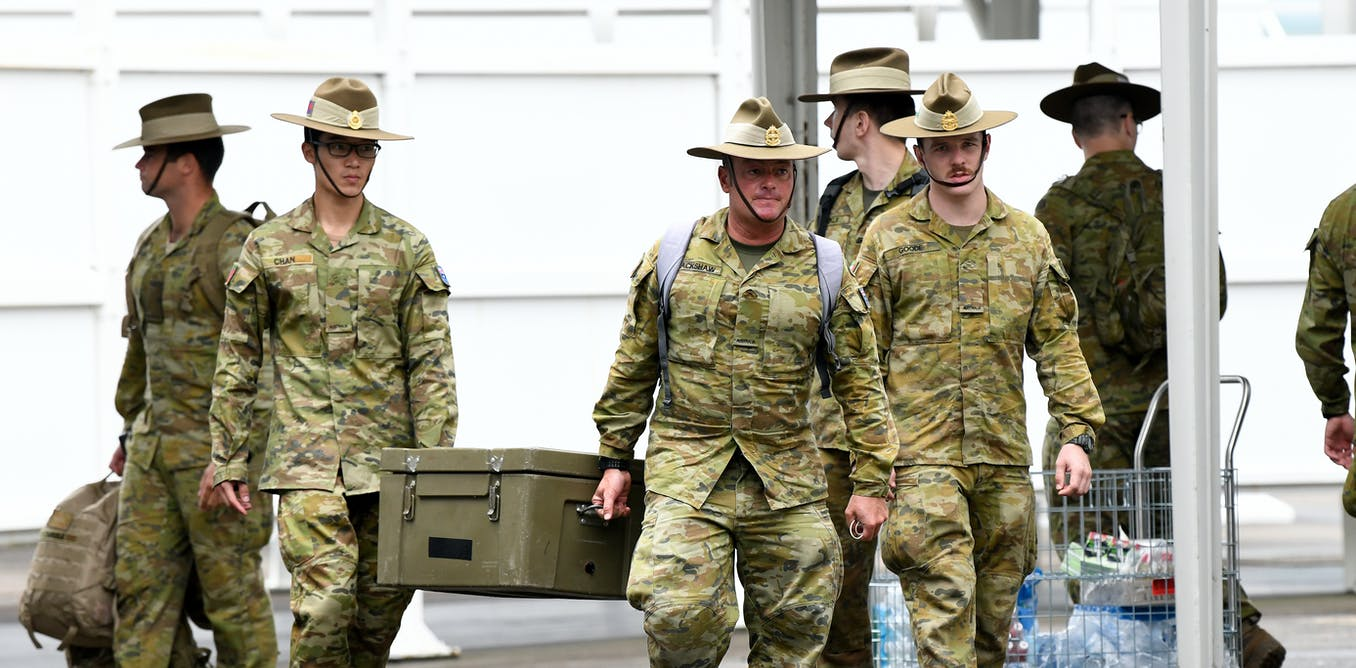 Government to recruit 500 more reservists in $1 billion accelerated defence spend to support jobs