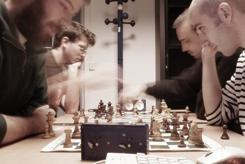 Think (quickly) outside the square – how is speed chess different?