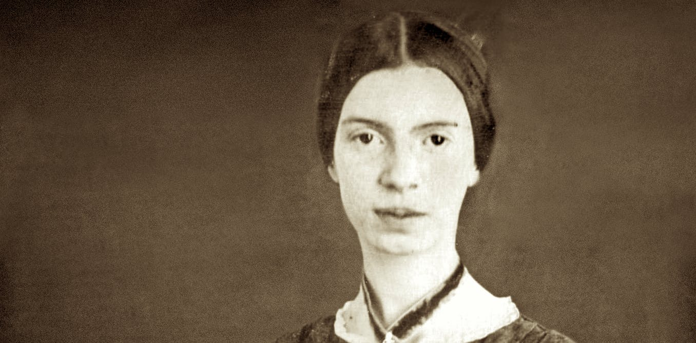 Emily Dickinson is the unlikely hero of our time