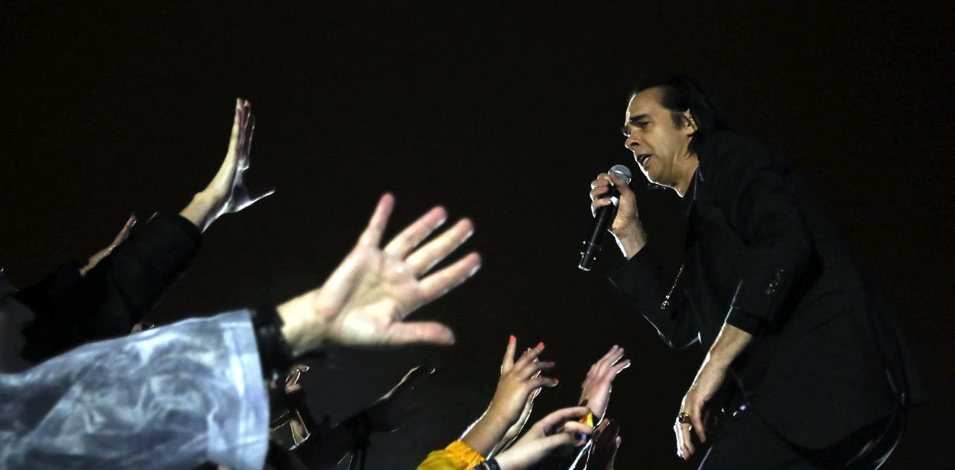 Friday essay: transcendent rage — Nick Cave and the Red Hand Files