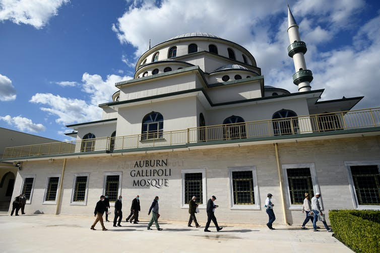 Sydney's Auburn Gallipoli Mosque