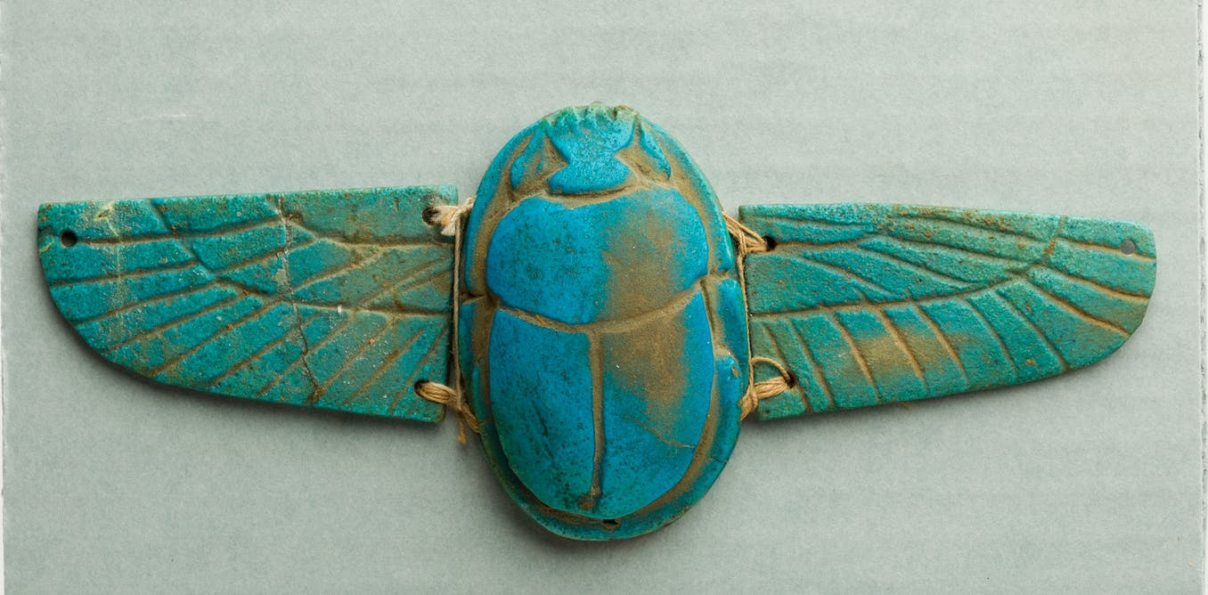 Scarabs, phalluses, evil eyes — how ancient amulets tried to ward off disease