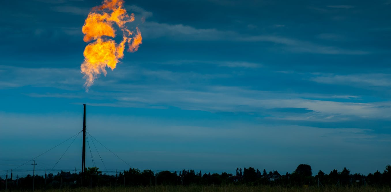 Climate explained: methane is short-lived in the atmosphere but leaves long-term damage