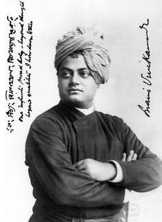 Swami Vivekananda, septembre 1893, Chicago