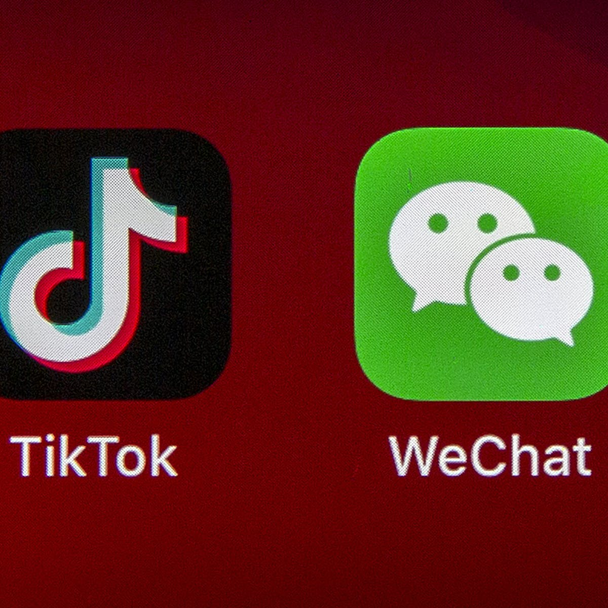 The Us Has Lots To Lose And Little To Gain By Banning Tiktok And Wechat Images photos vector graphics illustrations videos. banning tiktok and wechat