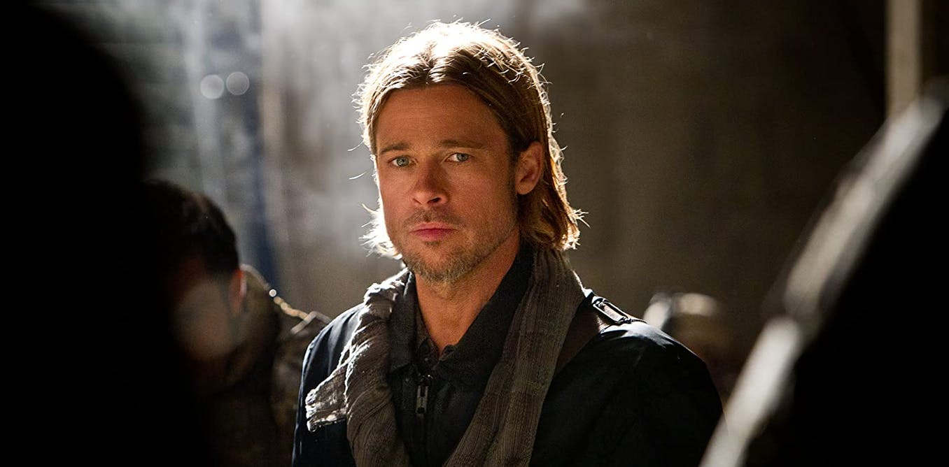 Close up: World War Z frames the terror of loss of self and the threat of a mass pandemic