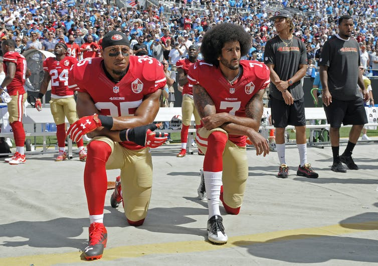 Athletes won't stay silent on politics anymore. But will leagues support their protests if it costs them real money?