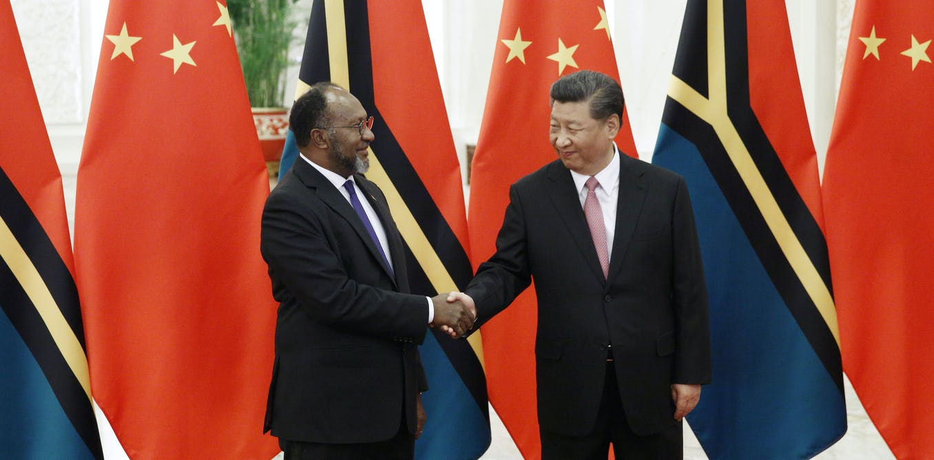 China wants to be a friend to the Pacific, but so far, it has failed to match Australias COVID-19 response