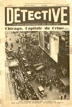 La revue Détective