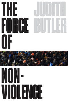Book cover reading 'The force of non-violence'