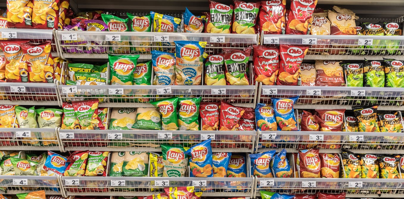 The rise of ultra-processed foods and why theyre really bad for our health