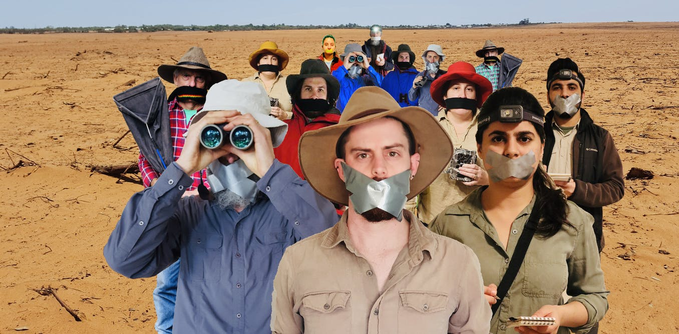 Research reveals shocking detail on how Australias environmental scientists are being silenced