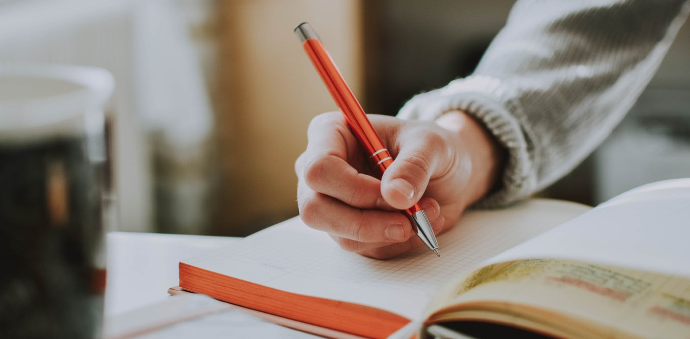 Lit therapy in the classroom: writing about trauma can be valuable, if done right