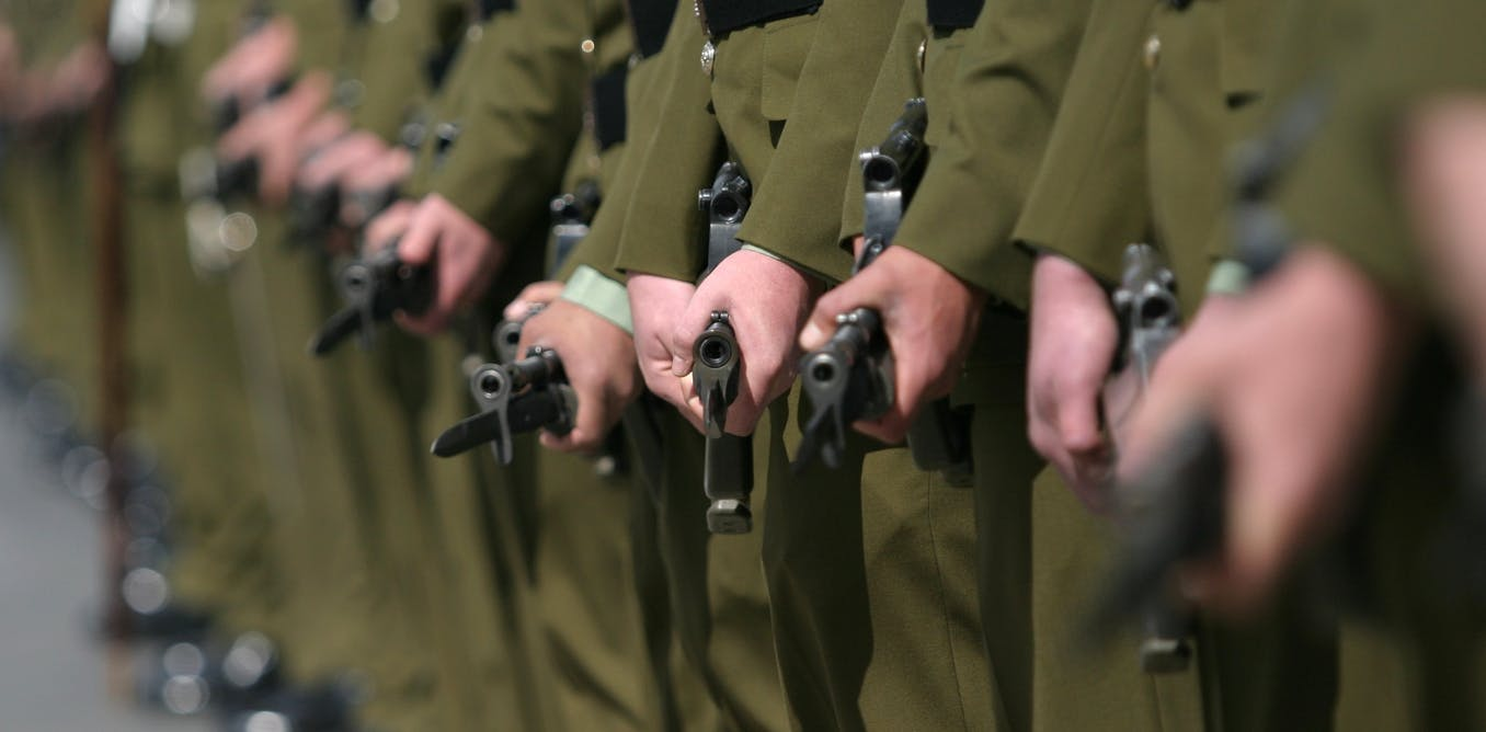 How to tackle sexual harassment and abuse in the New Zealand Defence Force