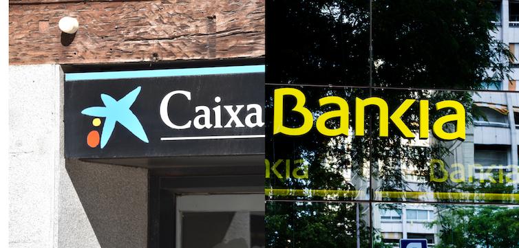 Caixa Bankia fusión