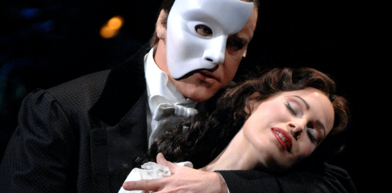 Jane Austen, Monet and Phantom of the Opera –middlebrow culture today
