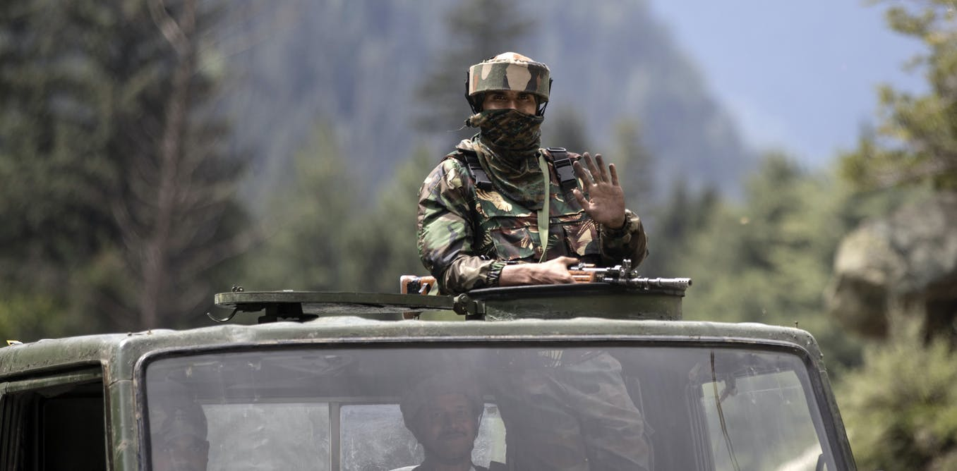 Shots fired in the Himalayas: a dangerous development in the China-India border standoff