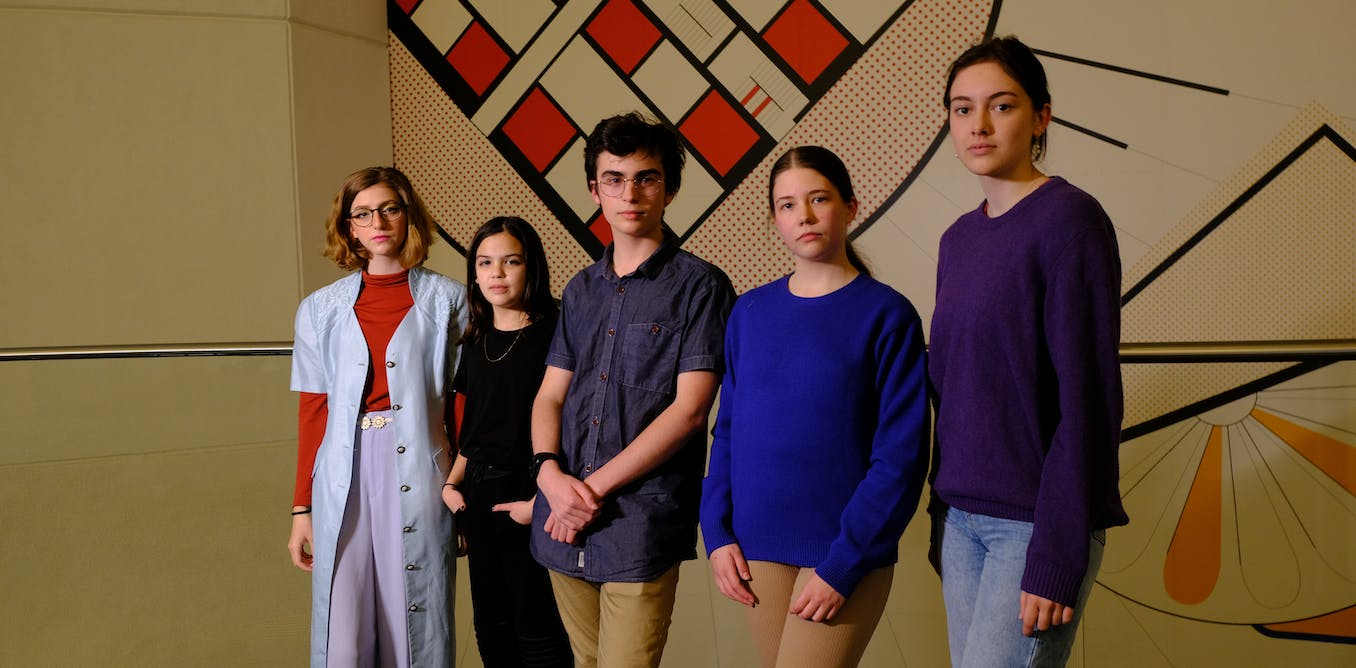 These Aussie teens have launched a landmark climate case against the government. Win or lose, itll make a difference