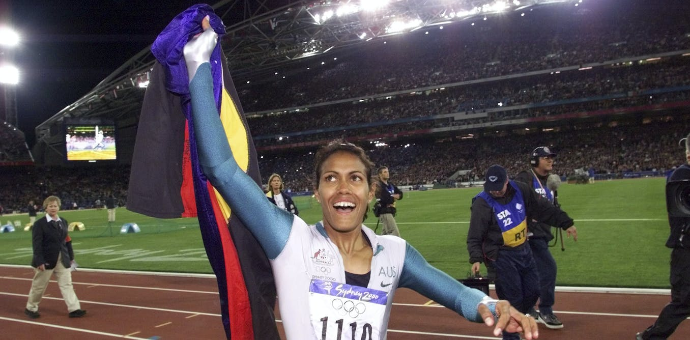 Freeman review: documentary relives the time Cathy Freeman flew, carrying the weight of the nation