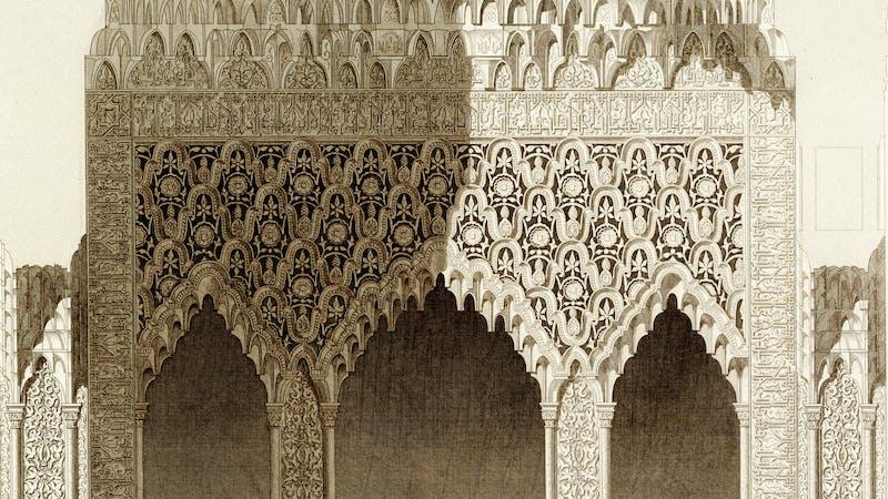 La Alhambra aún guarda secretos: descubrimientos en el Patio de los Leones