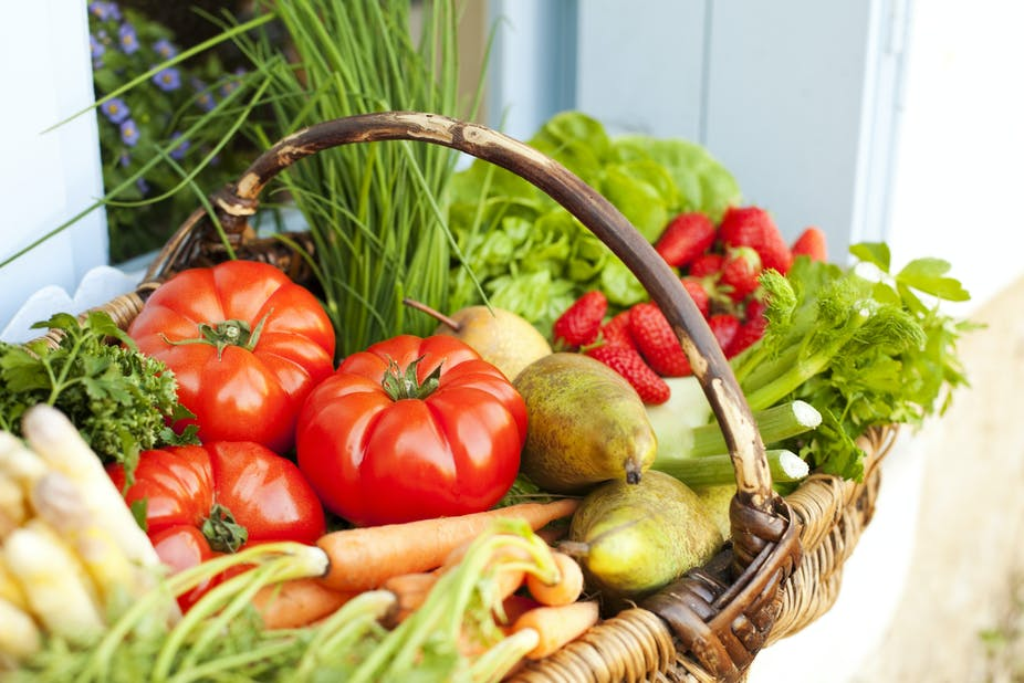 Boost your immune system by eating plenty of fruits and vegetables.