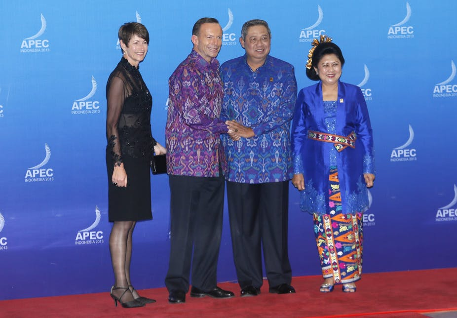 Saving face: lessons for Abbott on working with Indonesia