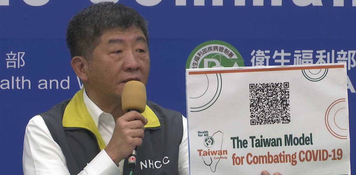 Hacking the pandemic: how Taiwans digital democracy holds COVID-19 at bay