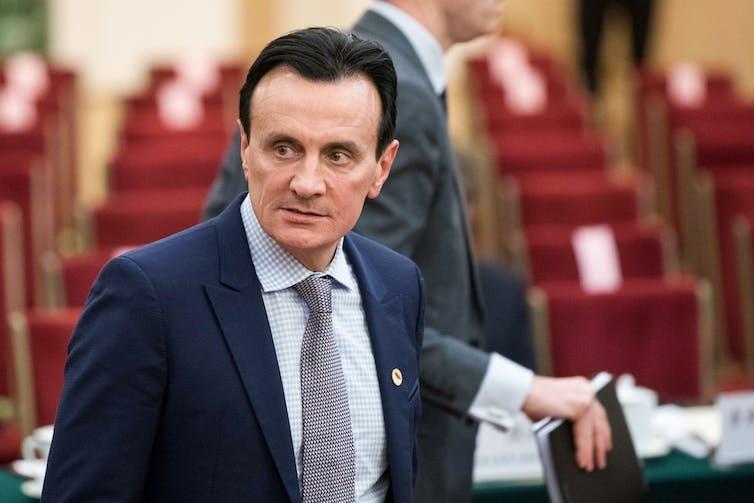 Pascal Soriot, AstraZeneca CEO.