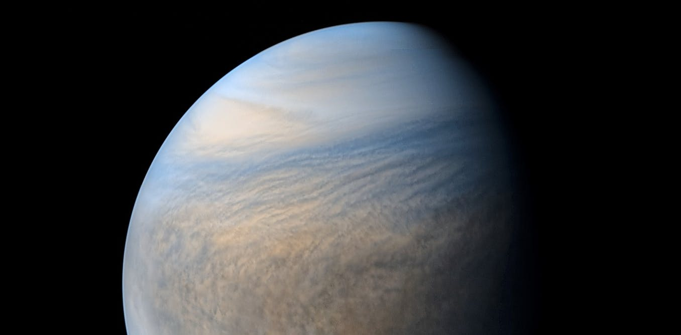 Life on Venus? Traces of phosphine may be a sign of biological activity
