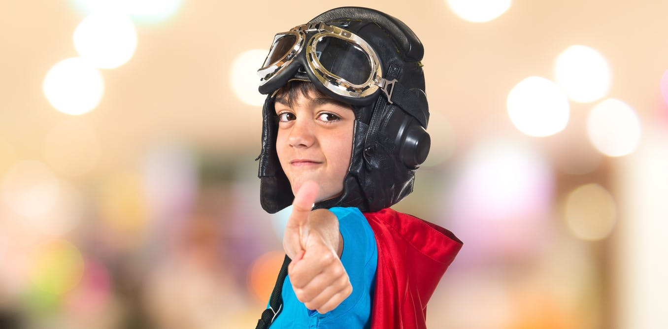 Tinker Bell, Batman, Ben 10... if your kids are in character, theyre more likely to help around the house