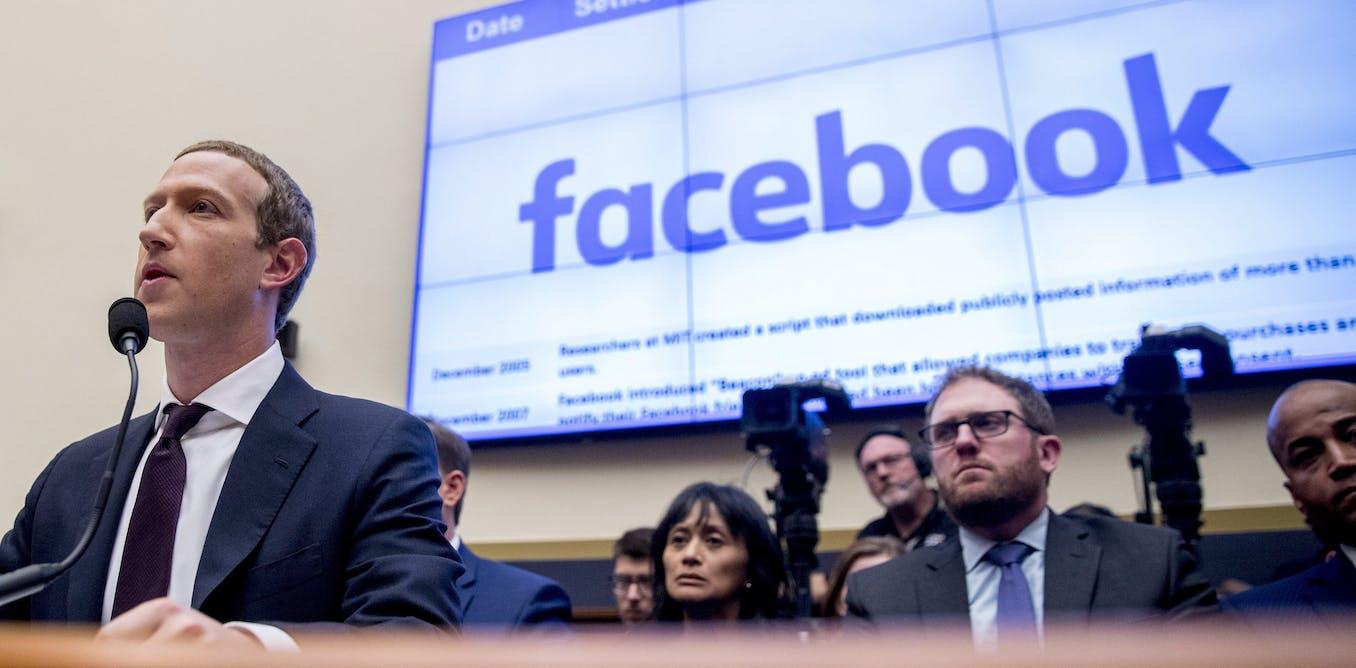 Facebook s'enrichit grâce aux médias canadiens, mais donne peu en retour