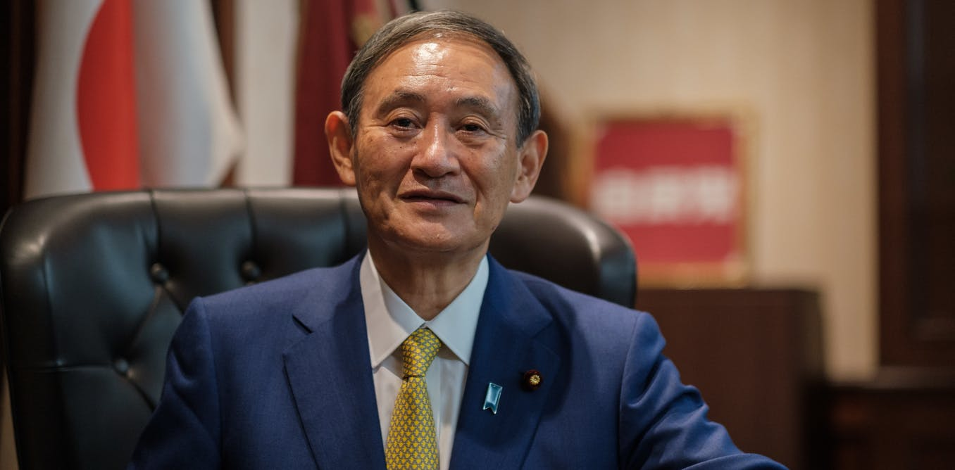 Yoshihide Suga - who is the man set to be Japans next prime minister?