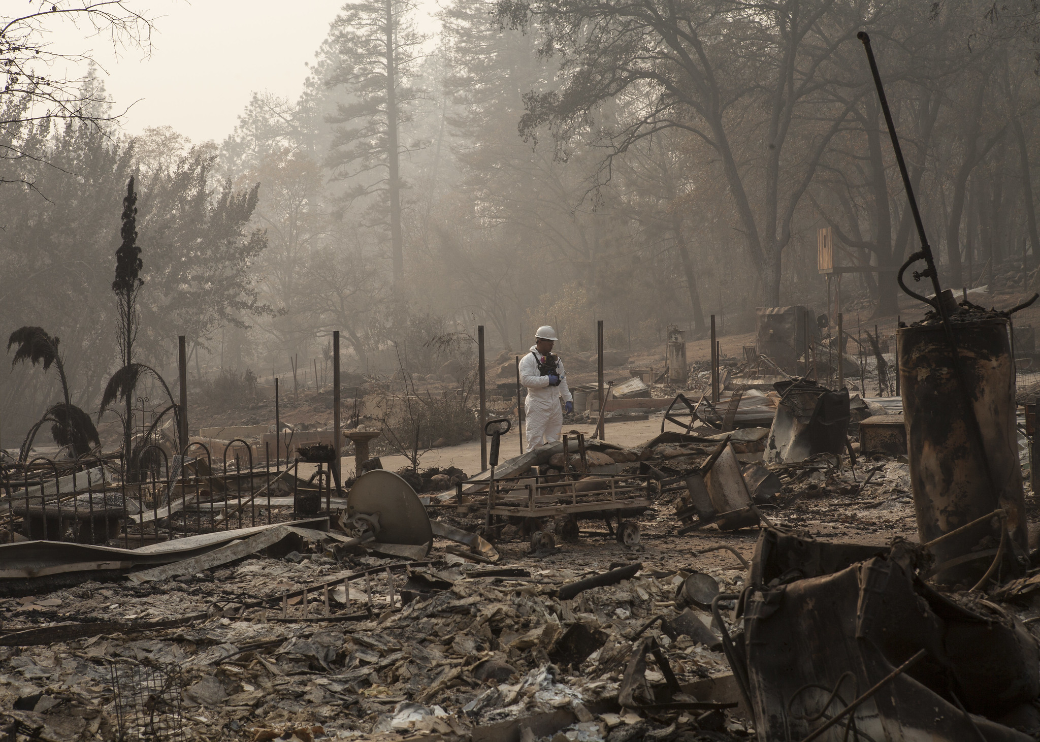 Wildfires Can Leave Toxic Drinking Water Behind – Here's How to Protect the Public