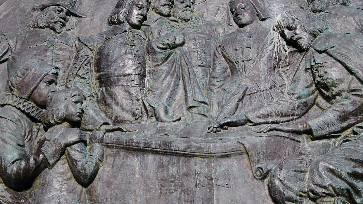 Mayflower 400: were the Pilgrims asylum seekers or subversives?