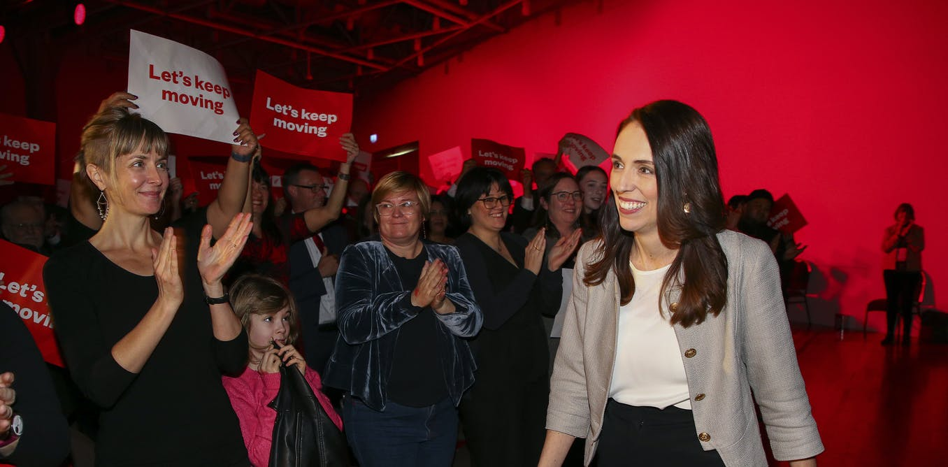 Stardust and substance: New Zealands election becomes a third referendum on Jacinda Arderns leadership