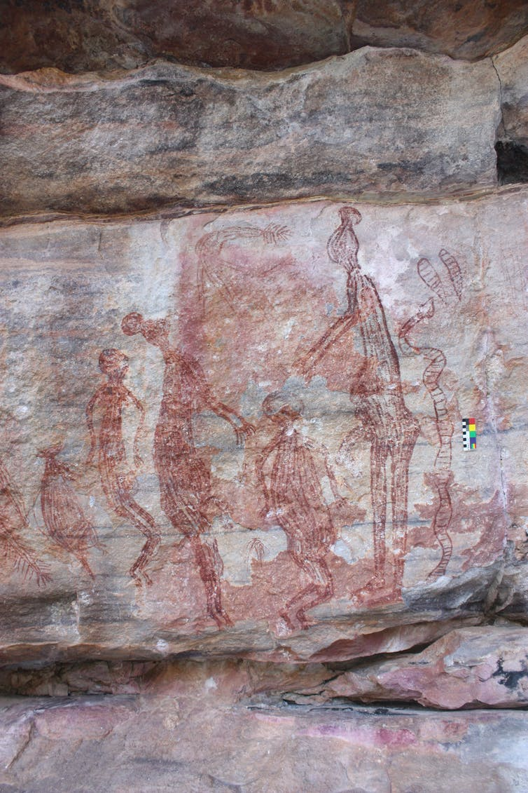 Introducing the Maliwawa Figures: a previously undescribed rock art style found in Western Arnhem Land