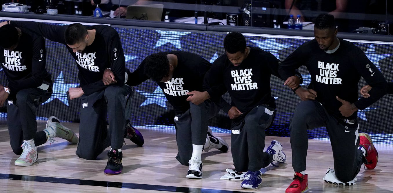 Athlete activism or corporate woke washing? Getting it right in the age of Black Lives Matter is a tough game