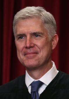 Justice Neil Gorsuch.