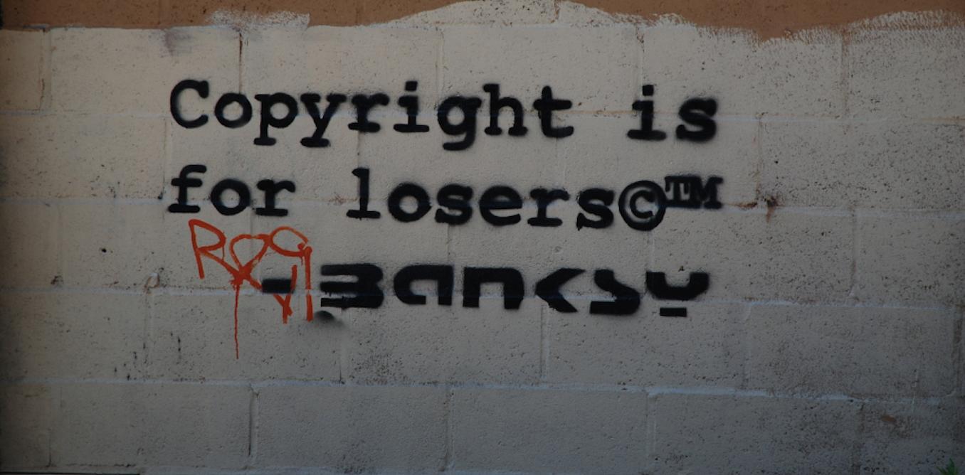 Banksy brands under threat after elusive graffiti artist loses trademark legal dispute