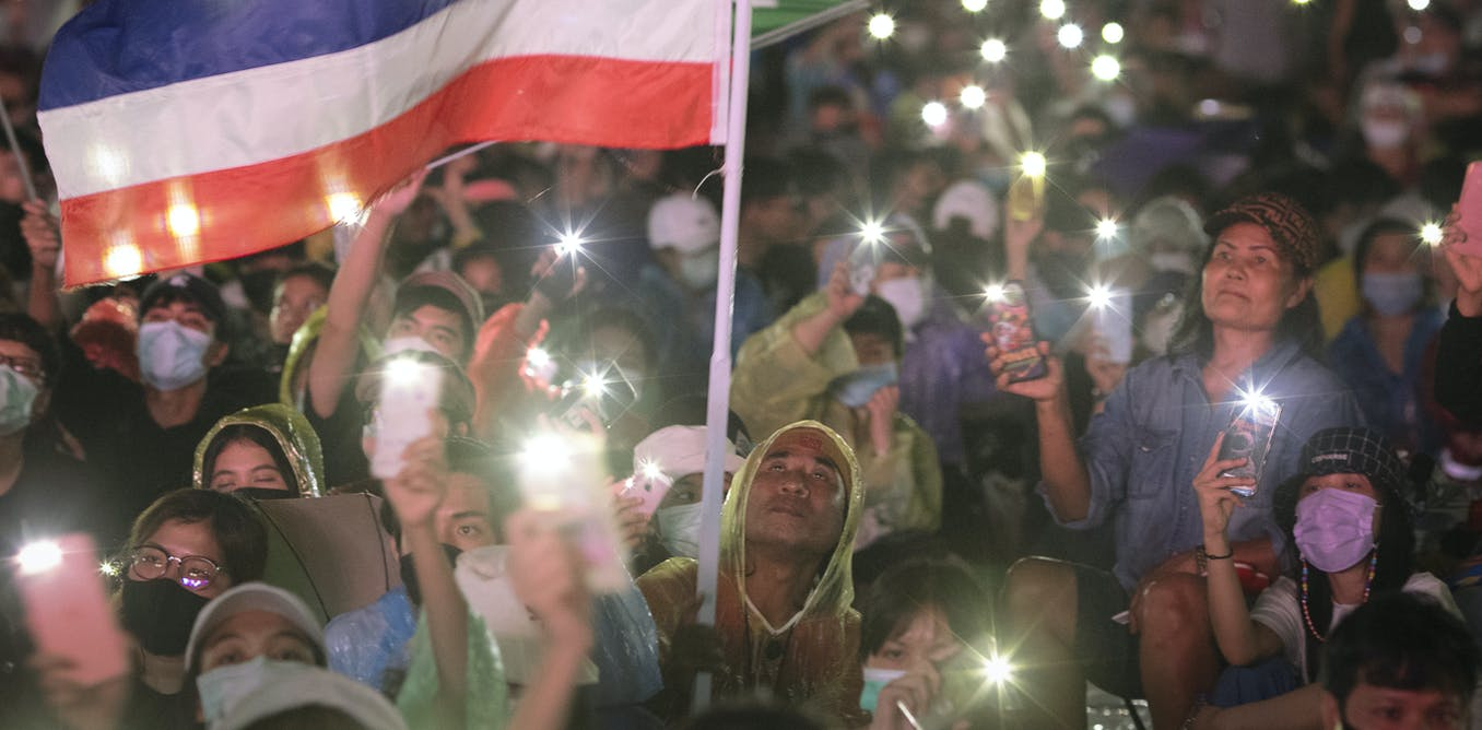 This country belongs to the people: why young Thais are no longer afraid to take on the monarchy
