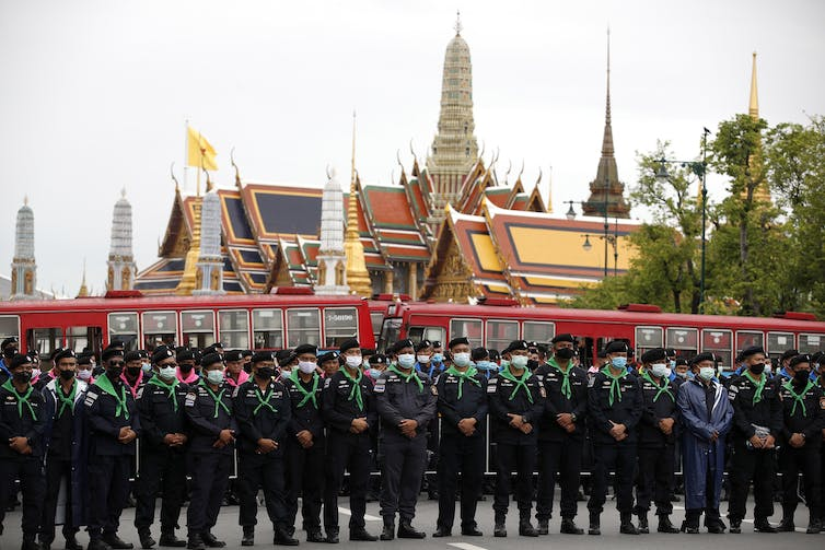 why young Thais are no longer afraid to take on the monarchy