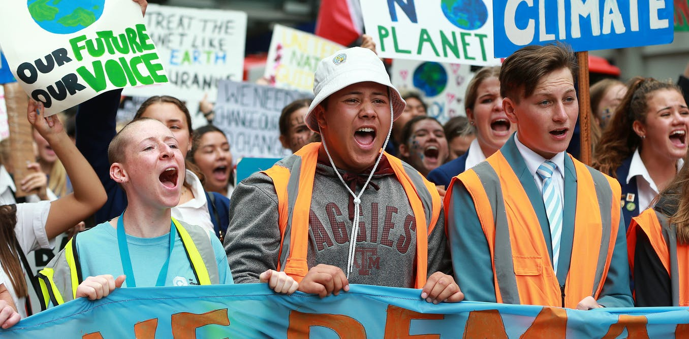 Arderns government and climate policy: despite a zero-carbon law, is New Zealand merely a follower rather than a leader?