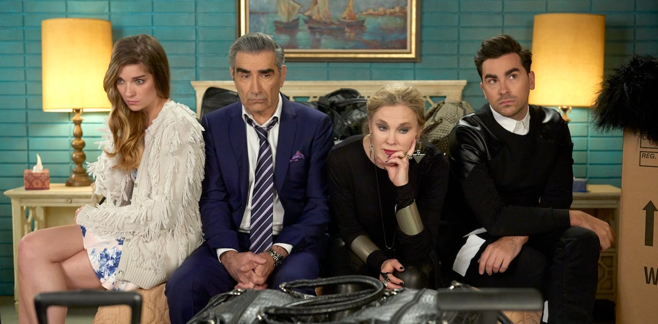 Schitt's Creek: the TV show has been showered with Emmys but is it worth the hype?