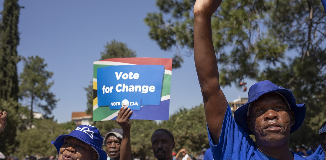 Why South African opposition's policy on racial inequality is out of sync with reality