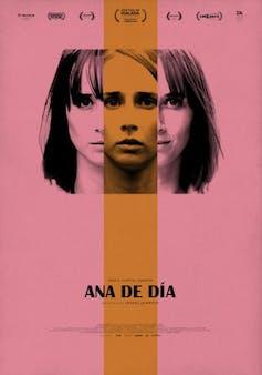 Cartel de Ana de día (Andrea Jaurrieta, 2018).