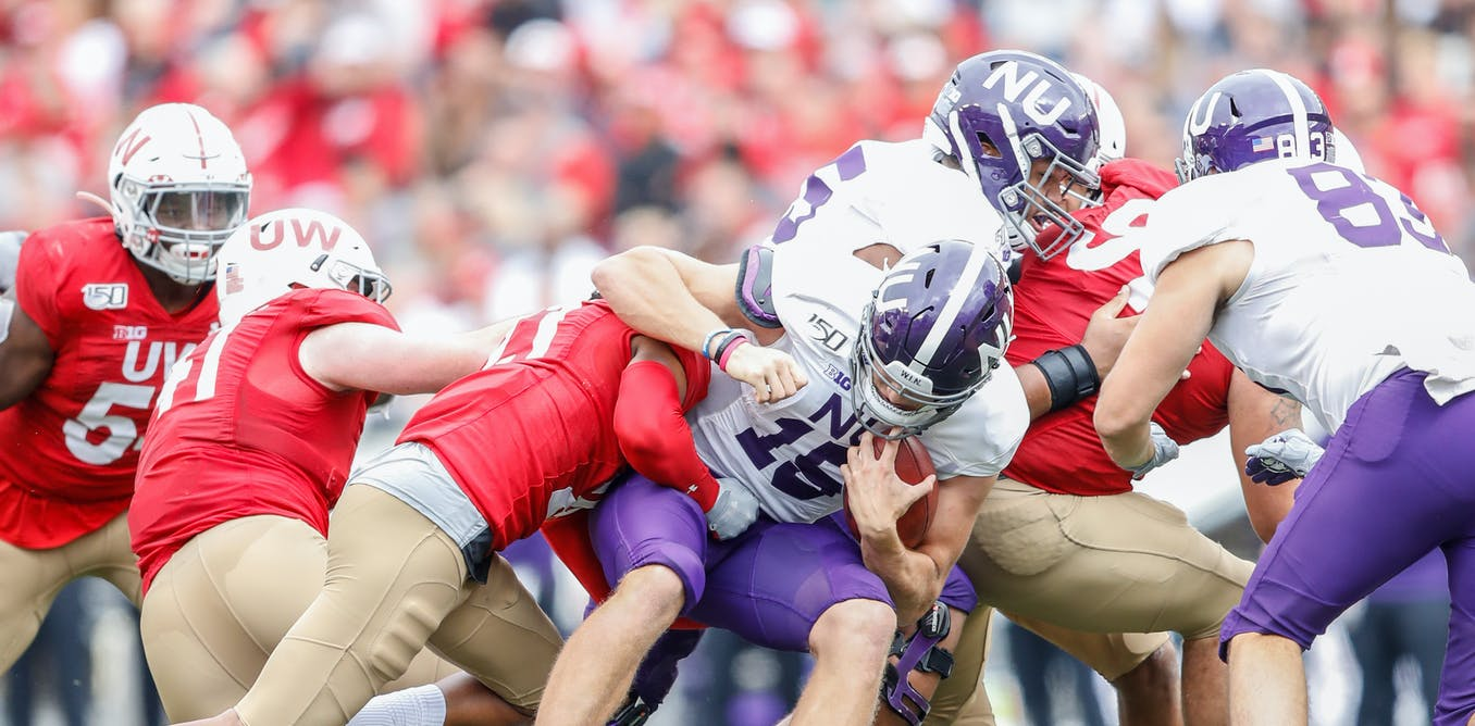 Revenue goals lurk behind decision to hold Big Ten college football games amid pandemic